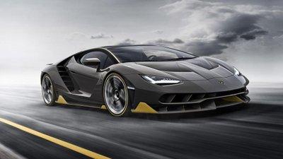 Top 5 siêu xe Lamborghini tuyệt mỹ và độc đáo nhất 3.