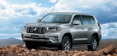 Toyota Land Cruiser Prado VX âm thầm tăng giá niêm yết thêm 78 triệu đồng.