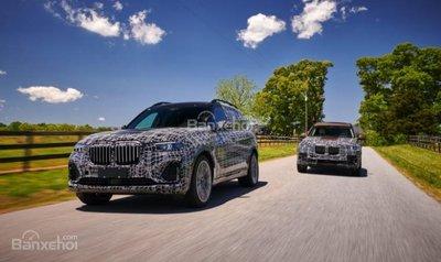 SUV đầu bảng BMW X7 2019.