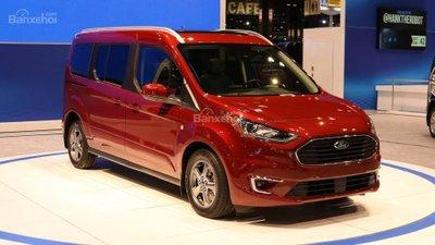 5 mẫu xe tăng trưởng doanh số tháng 7 mạnh nhất tại Mỹ: Ford Transit hút khách mạnh mẽ - 1