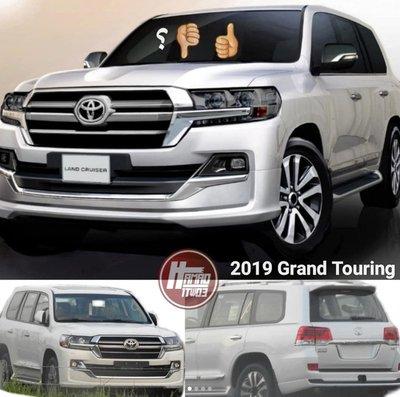 Toyota Land Cruiser 2019 xuất hiện chi tiết trên catalog chính thức a5
