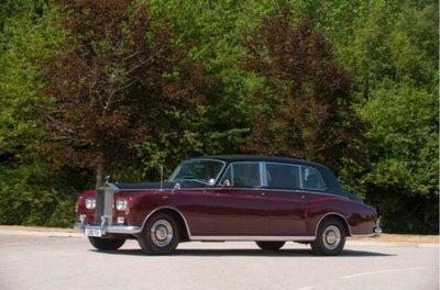 Bộ sưu tập xe Rolls-Royce trị giá 6,4 triệu USD của Hoàng gia Anh chuẩn bị lên sàn đấu giá a7