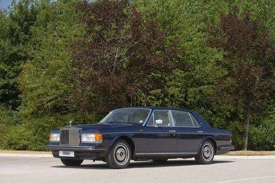 Bộ sưu tập xe Rolls-Royce trị giá 6,4 triệu USD của Hoàng gia Anh chuẩn bị lên sàn đấu giá a6