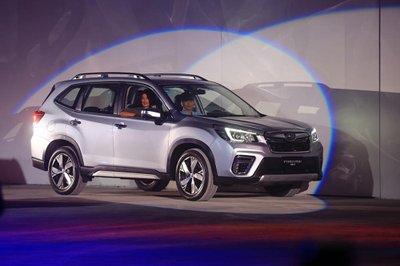 Subaru Forester 2019 ra mắt thị trường châu Á, dự kiến về Việt Nam vào cuối năm? - Ảnh 1.