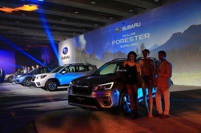 Subaru Forester 2019 ra mắt thị trường châu Á, dự kiến về Việt Nam vào cuối năm?.