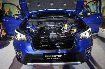 Subaru Forester 2019 ra mắt thị trường châu Á, dự kiến về Việt Nam vào cuối năm? - Ảnh 10.
