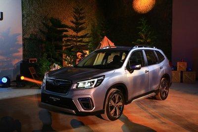 Subaru Forester 2019 ra mắt thị trường châu Á, dự kiến về Việt Nam vào cuối năm? - Ảnh 5.
