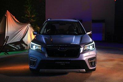 Subaru Forester 2019 ra mắt thị trường châu Á, dự kiến về Việt Nam vào cuối năm? - Ảnh 4.