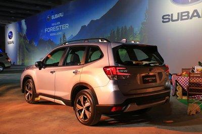 Subaru Forester 2019 ra mắt thị trường châu Á, dự kiến về Việt Nam vào cuối năm? - Ảnh 11.