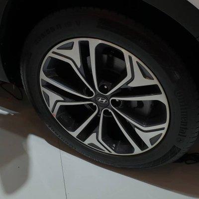 mâm xe Hyundai Santa Fe 2019