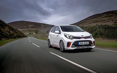 Top 10 mẫu xe có trọng lượng siêu nhẹ và tiết kiệm nhiên liệu tốt nhất tại Anh 4.