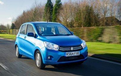 Top 10 mẫu xe có trọng lượng siêu nhẹ và tiết kiệm nhiên liệu tốt nhất tại Anh 9.