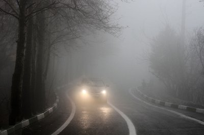Đèn sương mù - bộ phận ''''''''nhỏ nhưng có võ'''''''' để lái xe ô tô an toàn 3.