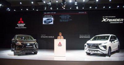 MPV 7 chỗ Mitsubishi Xpander chính thức ra mắt tại Việt Nam, giá từ 550 triệu đồng 1.
