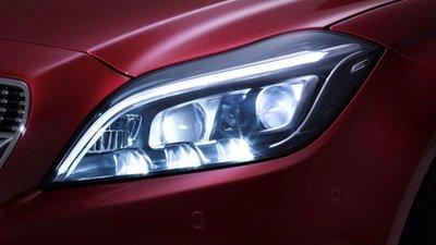 Đèn pha ''''''''kéo chân'''''''' điểm an toàn của hàng loạt xe hạng sang.