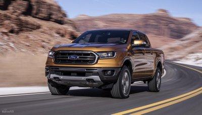 Ảnh xe Ford Ranger 2019