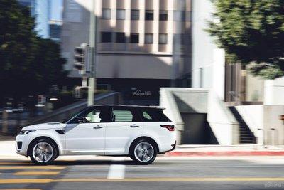 Range Rover Sport P400e 2019.