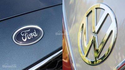 Đồn đoán: Ford Ranger và Volkswagen Amarok mới sẽ sử dụng chung nền tảng - 2