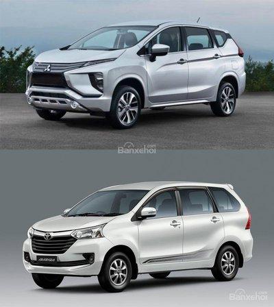 Doanh số 6 tháng đầu năm Indonesia: Mitsubishi Xpander đánh bật Toyota Avanza - 1