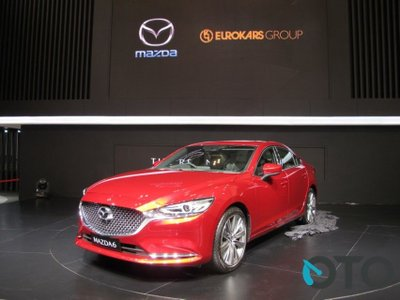 Mazda 6 2018 nâng cấp mới giá 892 triệu cập bến Indonesia, sắp về Việt Nam.