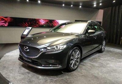 Mazda 6 2018 bản Station Wagon...