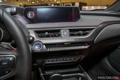 Lexus UX 2019 ra mắt chính thức khách hàng Indonesia a5