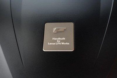 Chiếc siêu xe Lexus LFA thuộc diện hàng hiếm sắp lên sàn đấu giá a30