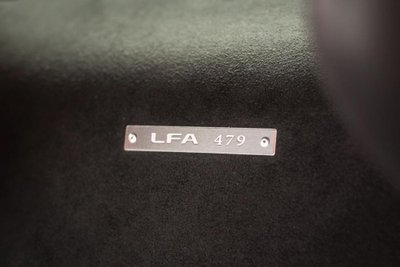 Chiếc siêu xe Lexus LFA thuộc diện hàng hiếm sắp lên sàn đấu giá a31`