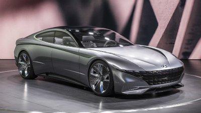 Hyundai tham vọng tạo ra thiết kế đẹp hơn cả xe Ý.