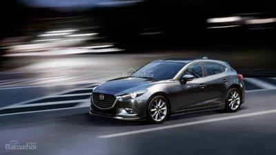 Thông số kỹ thuật Mazda 3 2019 tại Việt Nam.