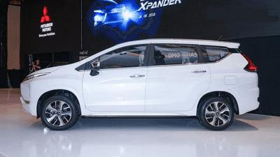 Thiết kế ngoại thất Mitsubishi Xpander 2020 1