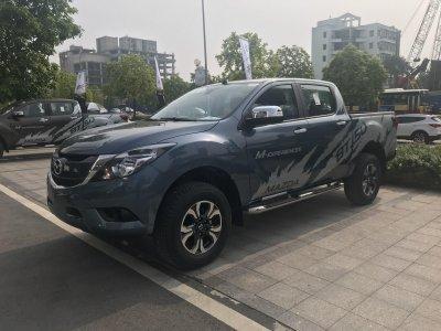 Miễn thuế và thêm trang bị, giá xe Mazda BT-50 2018 nhập giảm mạnh a3
