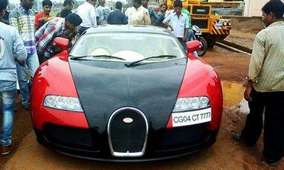 Những bản độ Bugatti Veyron xuất sắc nhất trên thế giới từ dòng xe bình dân a2