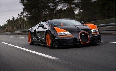 Những bản độ Bugatti Veyron xuất sắc nhất trên thế giới từ dòng xe bình dân 1
