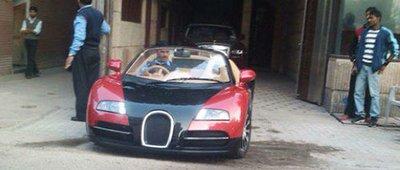 Những bản độ Bugatti Veyron xuất sắc nhất trên thế giới từ dòng xe bình dân a13
