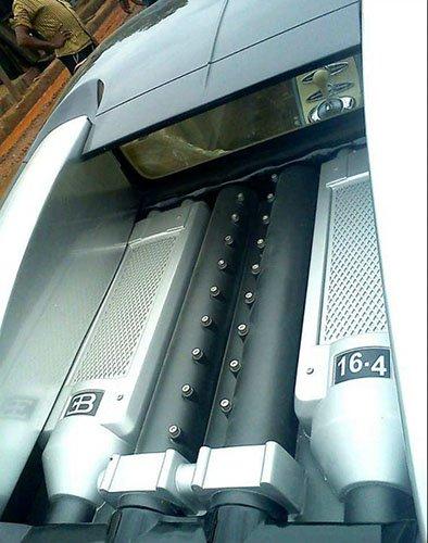 Những bản độ Bugatti Veyron xuất sắc nhất trên thế giới từ dòng xe bình dân a4