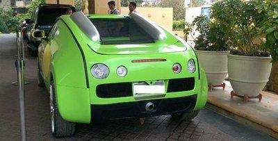 Những bản độ Bugatti Veyron xuất sắc nhất trên thế giới từ dòng xe bình dân a10