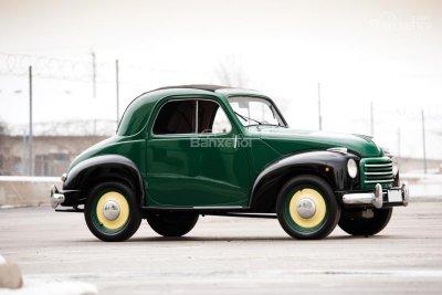 FIAT 500 Topolino.
