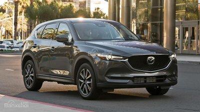 Mazda CX-5 diesel công bố mức tiêu thụ nhiên liệu - 1