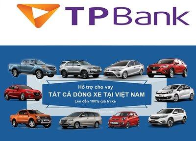 TPBank tháng 8/2018 – Đa dạng với 3 lựa chọn lãi suất ưu đãi.
