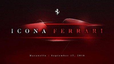 siêu xe mới của Ferrari