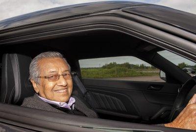 Thủ tướng Malaysia