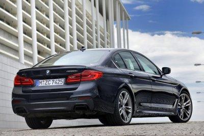 Ảnh xe BMW M550i 2018