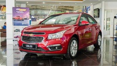 Chevrolet Cruze, Orlando và Captiva đồng loạt bị khai tử tại Việt Nam a1