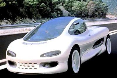 10 mẫu xe concept cực kỳ độc đáo của người Nhật 9.