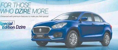 Xe giá rẻ Suzuki Dzire 187 triệu đồng chính thức ra mắt 1.