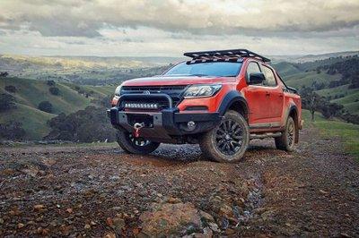 Chevrolet Colorado ra mắt phiên bản thể thao đối đấu Ford Ranger Raptor - Ảnh 1.