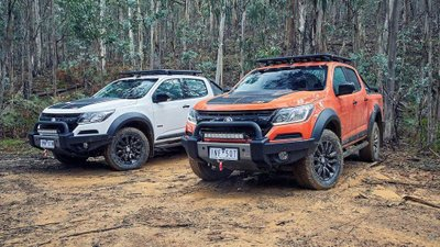 Chevrolet Colorado ra mắt phiên bản thể thao đối đấu Ford Ranger Raptor.