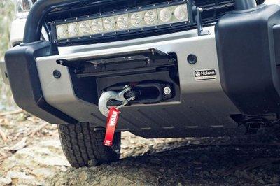 Chevrolet Colorado ra mắt phiên bản thể thao đối đấu Ford Ranger Raptor - Ảnh 5.