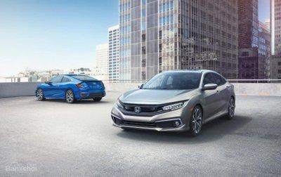 Honda Civic 2019 cập nhật ngoại hình và công nghệ mới - 2